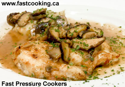 pressure cooker chicken recipes
