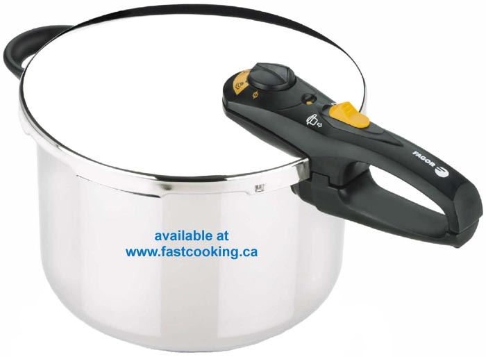 Fagor Duo new generation pressure cooker (6 L capacity)