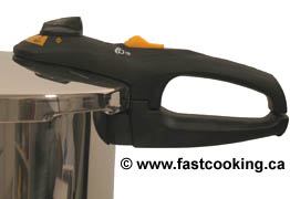 Fagor Duo pressure cooker handle